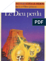 dragon d'or 2 - Le Dieu Perdu