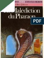 dragon d'or 4 - La Malédiction du Pharaon