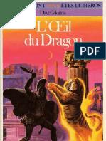 dragon d'or 6 - l'Oeil Du Dragon