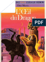 dragon d'or 6 - l'Oeil Du Dragon