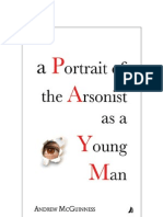 A Portrait of the Arsonist as a Young Man by  AndrewMcGuinness