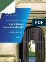 2011 ACI Aide Memoire Banque