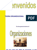 Unidad 1 Las Organizaciones