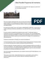 Obtaining an Greatest Programas de Inventarios Package.20130227.094610