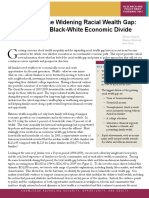 The Roots of the Widening Racial Wealth Gap