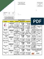 VFW Post 1223 2013 2nd Quarter Newsletter