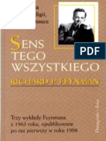 Richard P. Feynman - Sens Tego Wszystkiego.pdf