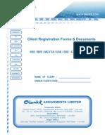 Client Registration Form