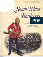 Osprey, Men-At-Arms #047 the South Wales Borderers (1975) OCR 8.12