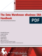 The Data Warehouse eBusiness DBA Handbook 2003