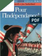 Histoire 4 - Pour l'Independance