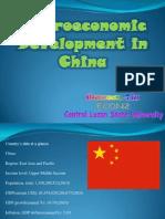 [ECON]105macro.e Dev. of China