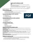 Interim and Continuous Audit