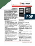 Notifier NFS2-3030 Tablero Onix