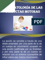 Prese de Salud Mental - Conductas motoras[1].pptx