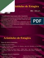 Arist+¦teles de Estagira