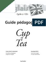 Guide Peda Cup of Tea CE1