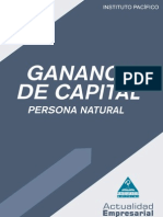 Ganancias de Capital 2013
