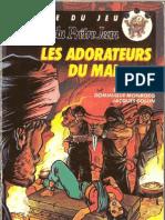 La Saga Du Pretre Jean 05 - Les Adorateurs Du Mal