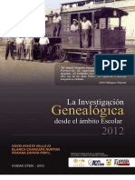 investigaciongenealógicadesdeambitoescolar2012