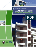 The Ready Mixed Concrete (RMC) LEED Reference Guide
