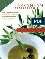 The Mediterranean Prescription by Dr. Angelo Acquista