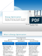 Energy Optimization