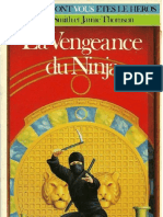 La Voie du tigre 1 - La Vengeance Du Ninja