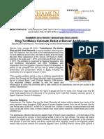 Tutankhamun Denver-long Lead Final _PDF Reference
