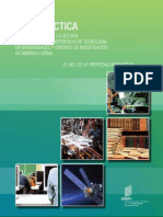Guía practica Para la Creación y la Gestión de Oficinas de Transferencia de Tecnología en Universidades y Centros de Investigación de America Latina