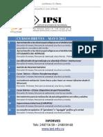 eventos ambito psi - noticiero appia nº02 - 27.02.2013