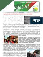 El Alcalde de Almeria Ofende Gravemente a La Memoria