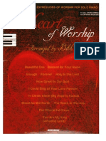 The Heart of Worship - Bill Wolaver