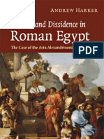 Loyalty and Dissidence in Roman Egypt