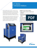 Large AltaBlue Touch Adhesive Melters Data Sheet
