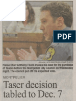 11182011 Tasers Tabled