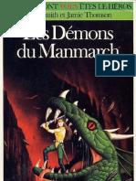 La Voie Du Tigre 6 - Les Demons Du Manmarch