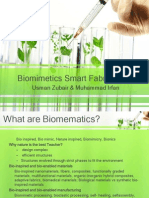 Biomimetics Smart Fabrications