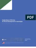 Implications of Shrines for Rural Development in Azerbaijan
