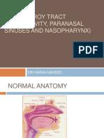 Respiratory Tract pathology