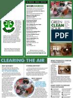 Z BROCHURE Green Clean5