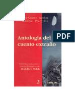 116027467 WALSH Antologia Del Cuento Extrano 2 1976