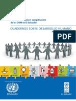 Trayectorias hacia el cumplimiento de los ODM en El Salvador