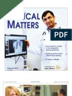 2013 Aj Medical Matters