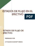 Estados de Flujo en El Efectivo Diapositivas
