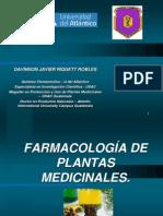 Farmacologia de Plantas Medicinales