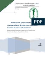 Funciones de Captura de La Informacion - Modelamiento Cognitivo