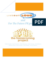 Live Out Loud Project