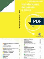 Instalaciones de Puesta a Tierra; Vittorio Re; Marcombo 1989