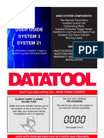 Datatool User Guide System3_ug